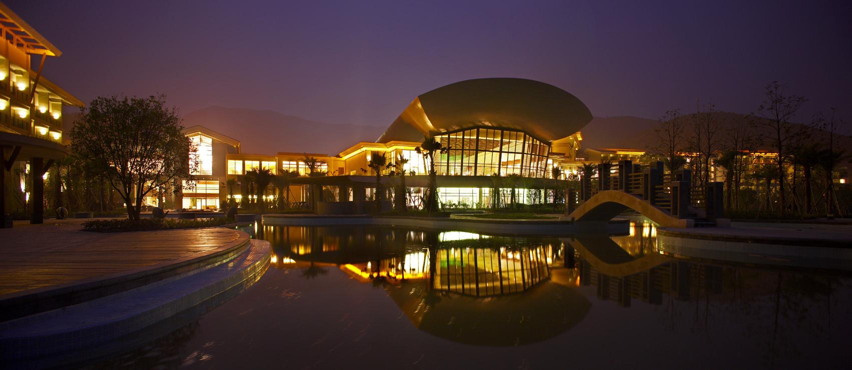 周六:杭州千岛湖开元度假村,桐庐开元名都大酒店,开元宁波九龙湖度假