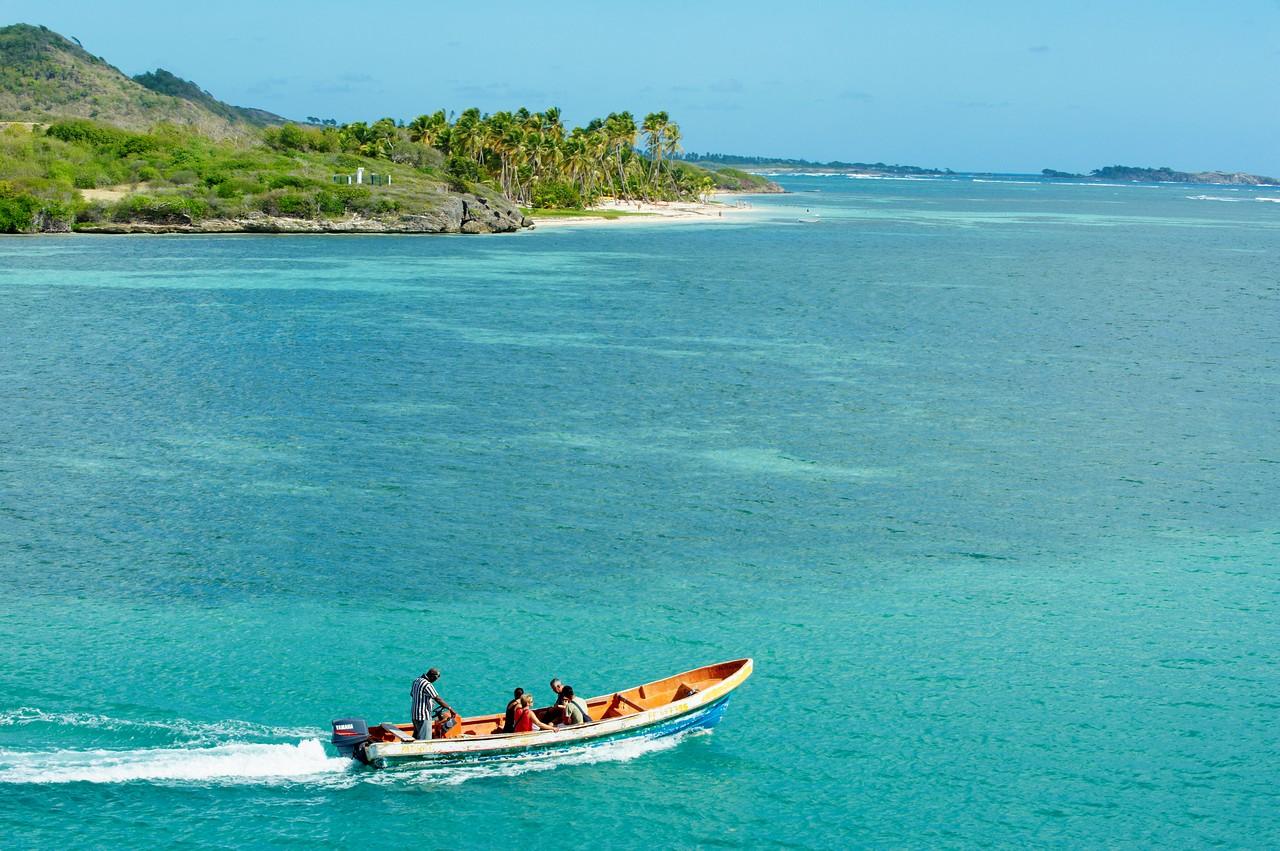 马提尼克岛,能让你长高的神秘小岛